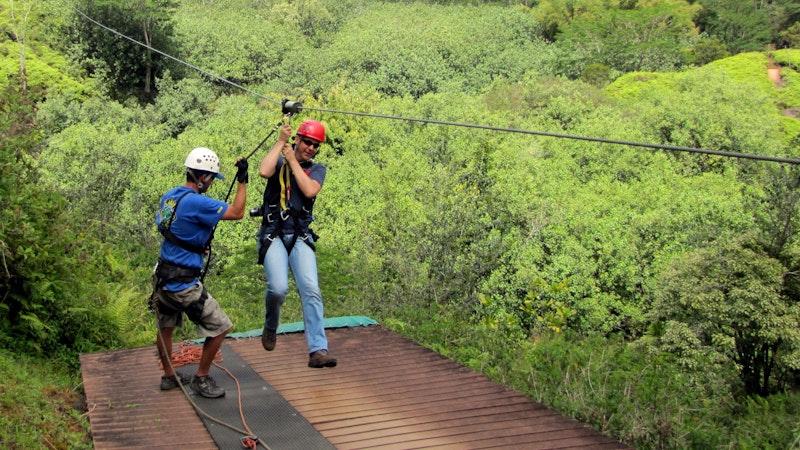 Top 6 Extreme Adventures in Hawaii | Hawaii Aloha Travel