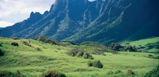 the koolau mountains
