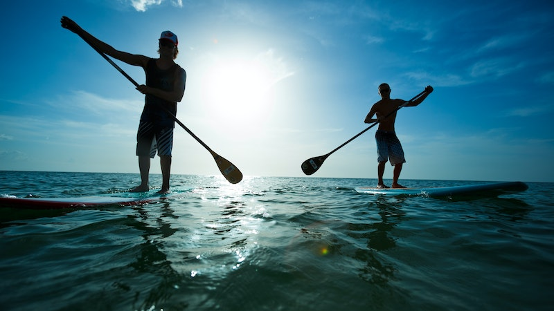 Top 5 Places for Stand-Up Paddle Boarding in Hawaii