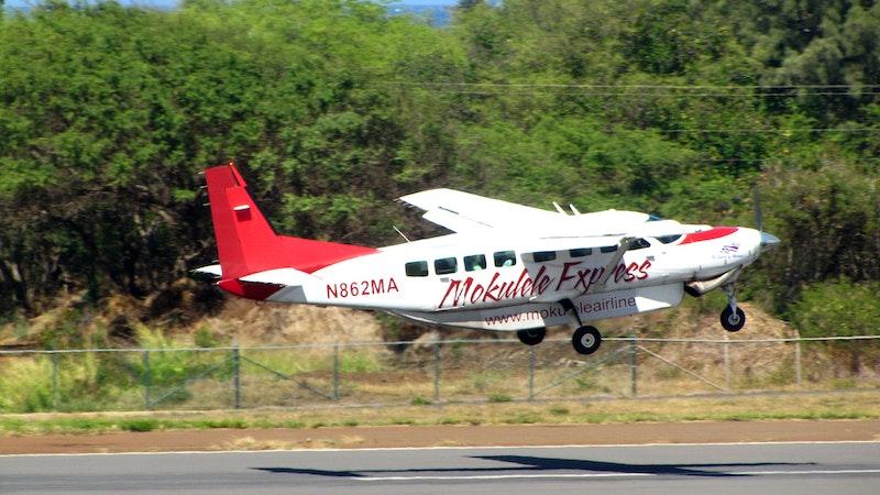 Prop-Plane or Jet To Neighbor Islands in Hawaii?