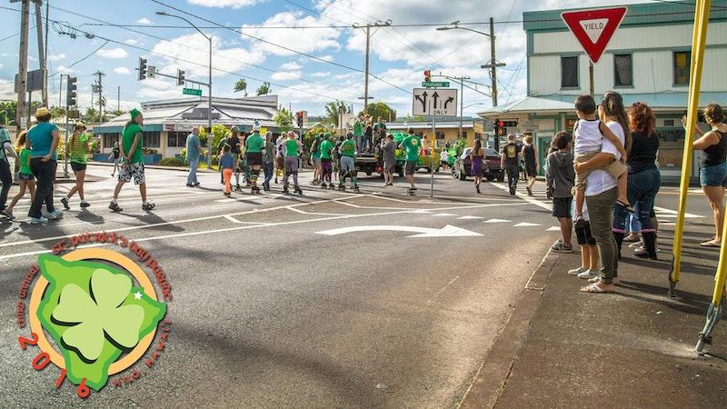 Feeling Lucky? St. Patrick's Day on Hawaii's Neighbor Islands