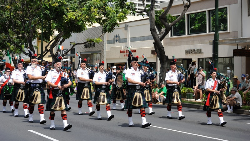 Erin Go Brah? Party Like an Irishman on St. Patrick's Day on Oahu