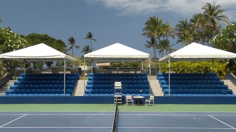 Deuce! Take a Big Island Tennis Vacation!