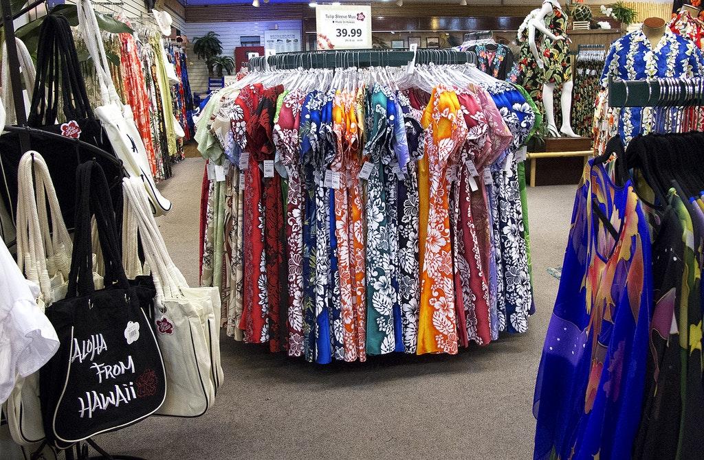 Dress Shop Kauai