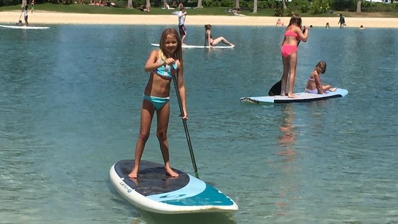 Top 5 Ocean Activities for Children in Hawaii