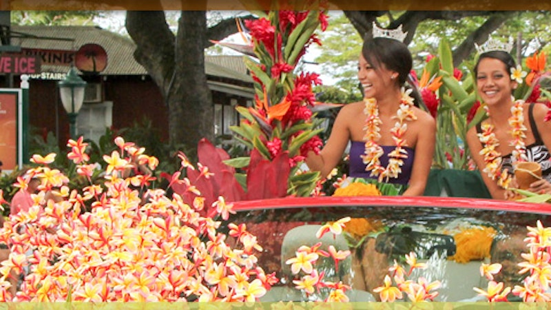 Who Loves a Party?! Two Upcoming Plantation Festivals in Hawaii