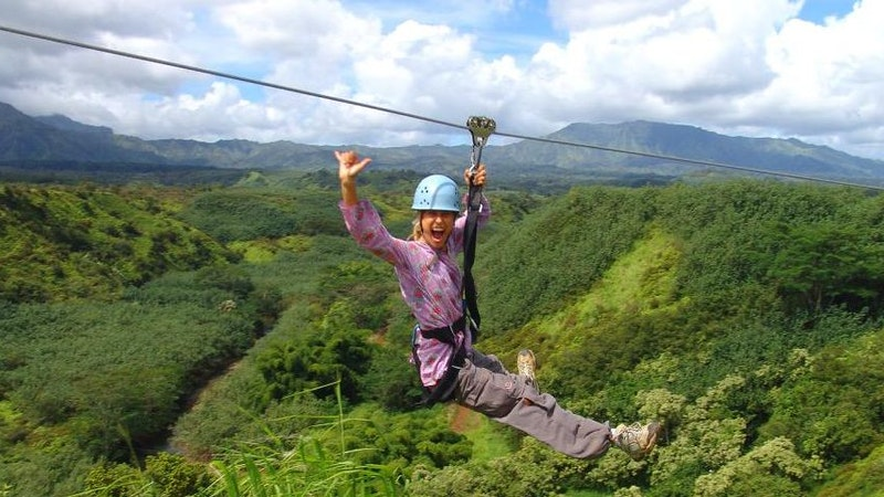 Is a Zip Line Adventure in Hawaii Right for You?