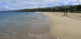 hapuna beach on the big island of hawaii