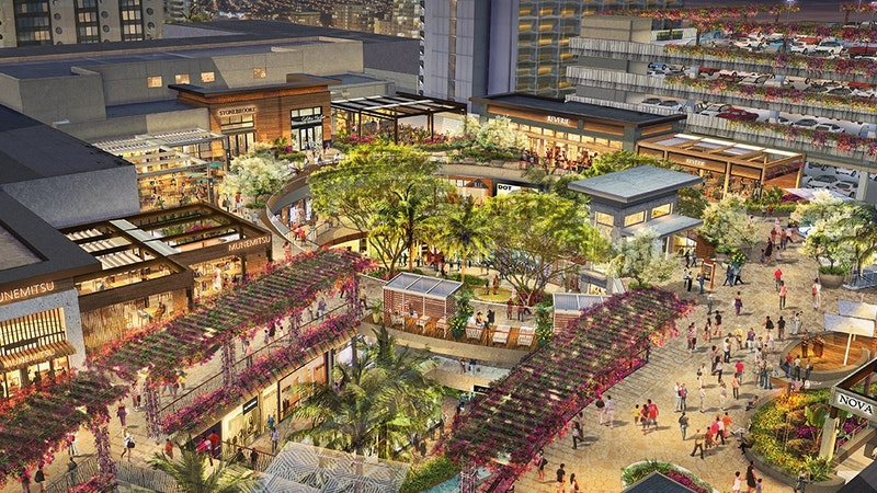 Ready, Set, Open! Check-Out the New International Market Place in Hawaii
