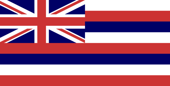 the hawaii flag