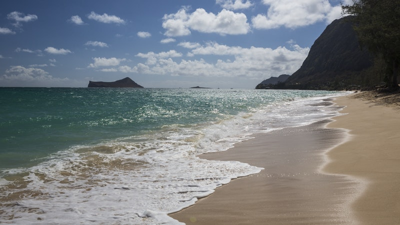Will Waimanalo Beach Park Tours Soon Be Off-Limits?