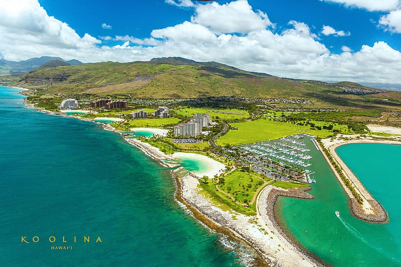 Staying At Ko Olina Check Out The New Shopping Center In