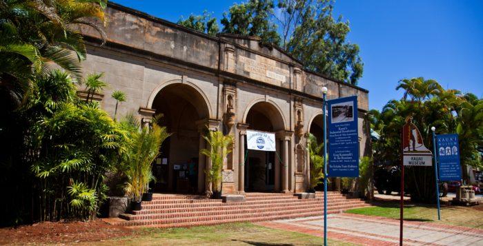 the kauai museum in lihue