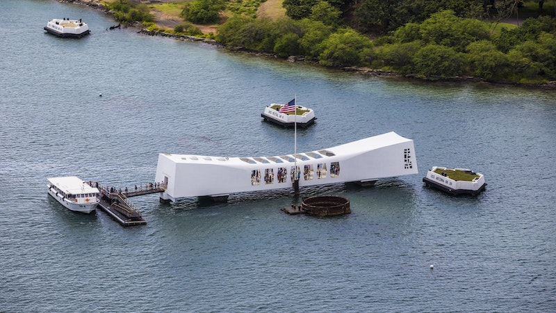 Heavy Traffic Expected During Pearl Harbor Commemoration in Hawaii