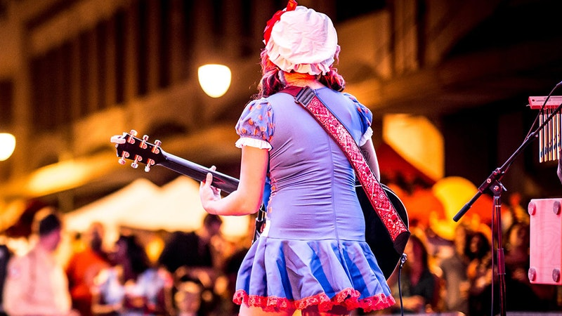 Just for Grown-Ups – Nighttime Halloween Events in Hawaii