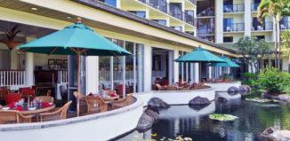 naupaka terrace restaurant in hawaii