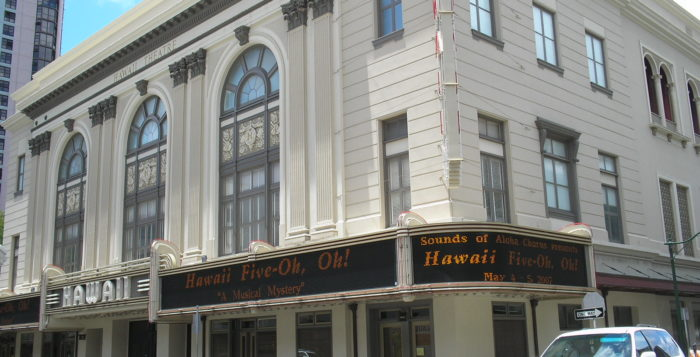 The Amy & Willie Holiday Show will be set at the newly rennovated Hawaii Theatre.