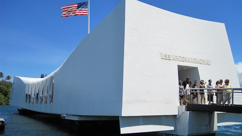 Pearl Harbor in Hawaii Closes for Historic Visit