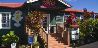 Kona Coffee Company store