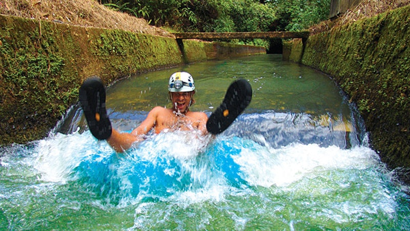 Tube the Flume! 5 Reasons to Go Mountain Tubing on Kauai