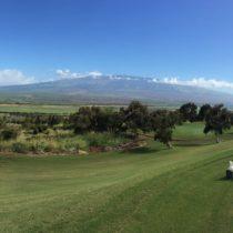 Haleakala as seen from West Maui