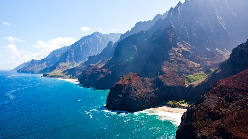 Must-See Places in Hawaii Best Seen By Air and Sea