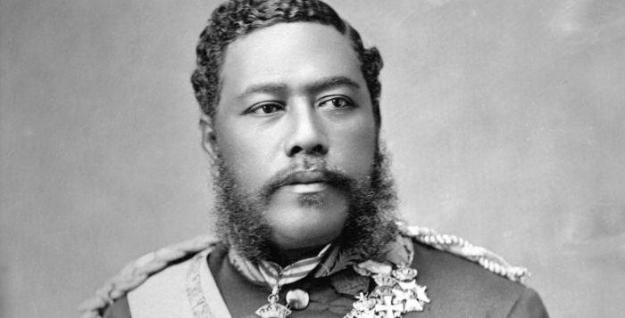 Photo of King David Kalakaua