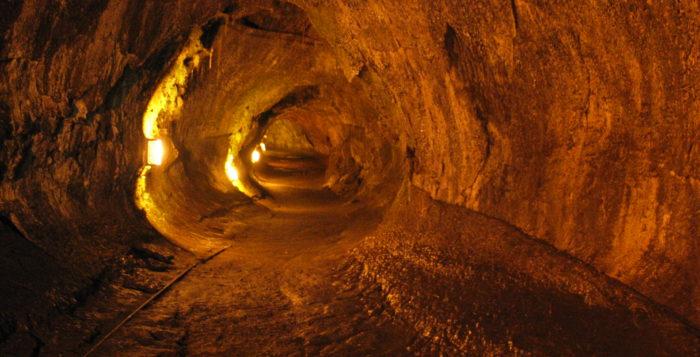 Thurston Lava Tube