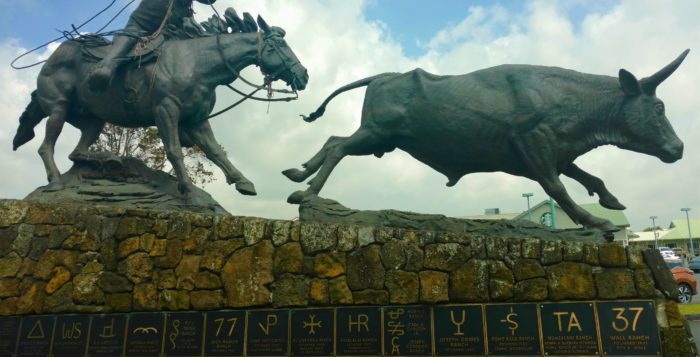 Ikua Purdy Monument