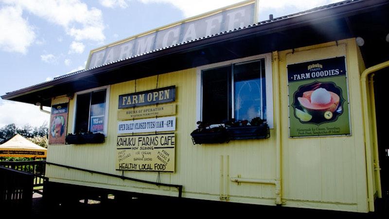 Kahuku Farms: A Farm to Table Cafe on Oahu