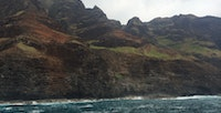 A cruise along the Na Pali Coast is one of my favorite Kauai must dos.