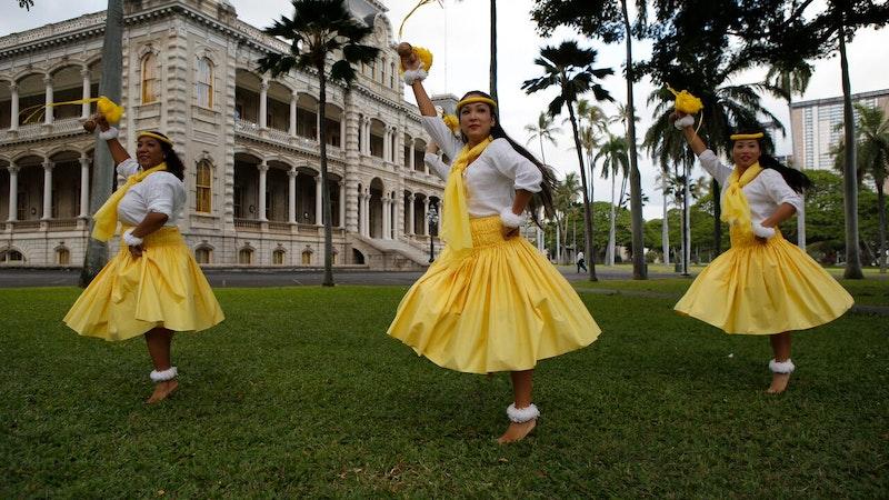 40th Anniversary Celebration of the Prince Lot Hula Festival