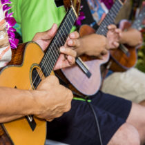 46th Annual Ukulele Festival Hawaii 2016. Photo Courtesy Ukulele Festival Hawaii