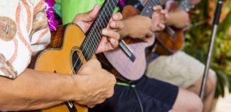 46th Annual Ukulele Festival Hawaii 2016. Photo Courtesy Ukulele Festival Hawaii
