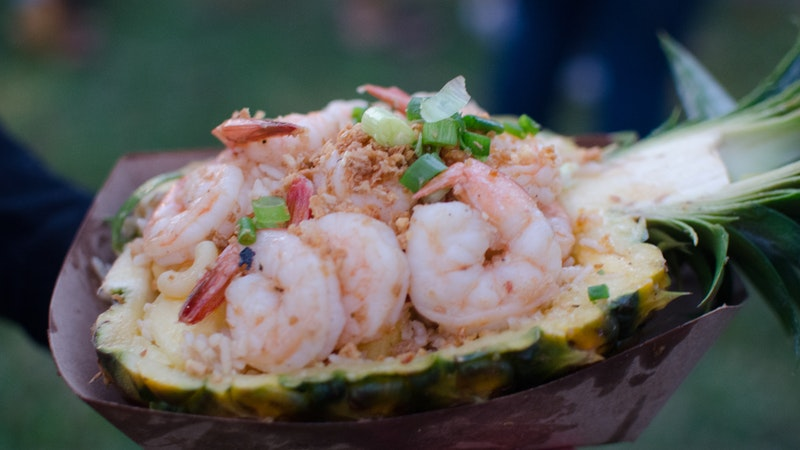 Want to Try Local Food in Hawaii? Go to Eat the Street