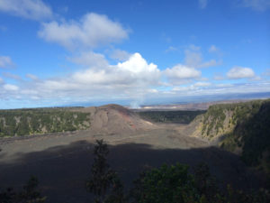 The Kilauea Iki Overlook is a gorgeous spot to stop and snap a few pictures.