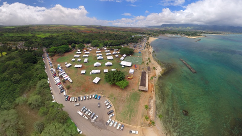 Explore Local Art At The Haleiwa Arts Festival On July 15 And 16