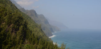 The best things in paradise are free! Hiking the Na Pali Coast on the Kalalau Trail is one of my favorite free things to do in Kauai.