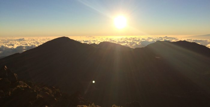 Haleakala National Park in Maui, along with the two national parks on the Big Island, will be free on September 30 and November 11-12.
