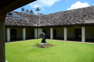 The Kinau Courtyard.