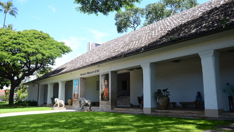Honolulu Museum of Art: An Oasis in the City