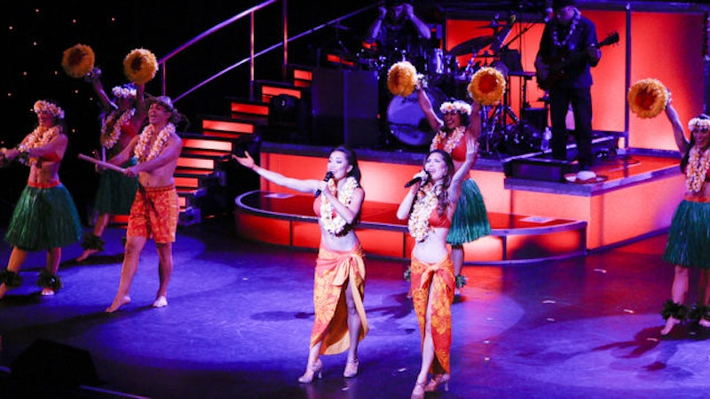 Rock-a-Hula: A Vegas-style show right here in Hawaii!