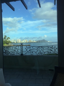 Views of Waikiki from 53 By the Sea