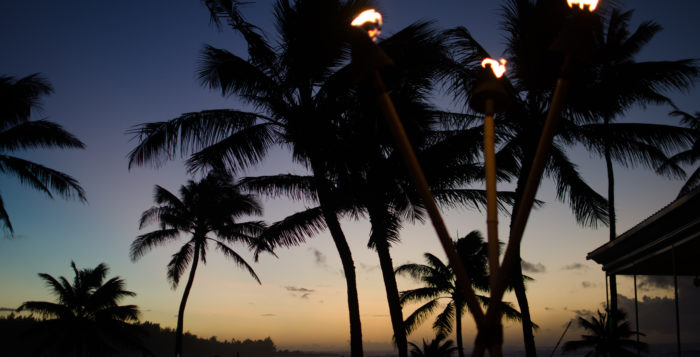 At Turtle Bay Resort, you will enjoy spectacular sunsets from The Point and North Shore Kula Grill - along with some of the best food on the island.