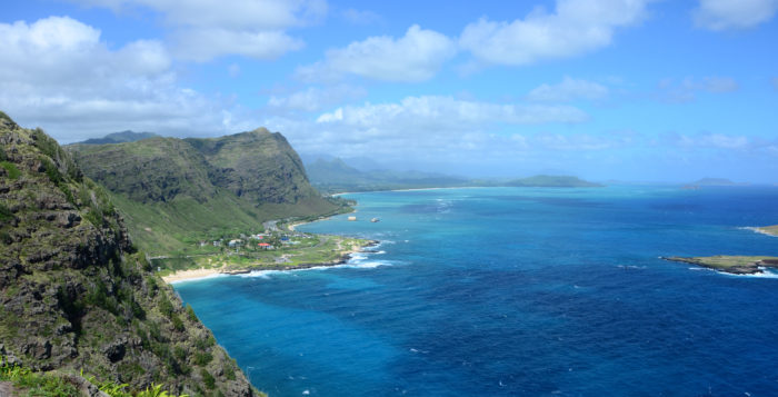 Parking and hiking is free at the Makapu'u Lighthouse Trail. It's one of my favorite hikes and it just so happens to be free!