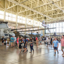 Living History Day at Pacific Aviation Museum Pearl Harbor is one of the many September events on Oahu. It might be hard to choose just one to attend!