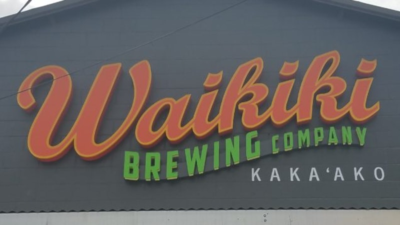 Waikiki Brewing expands to Kakaako