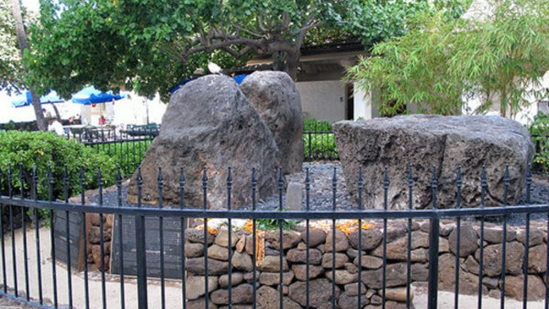 What Are the Wizard Stones in Waikiki?