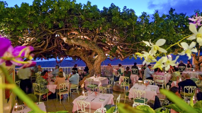 Hawaii On Display Top 5 Places For Beachfront Dining In