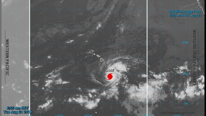 Hurricane Tips for Visitors to the Hawaiian Islands